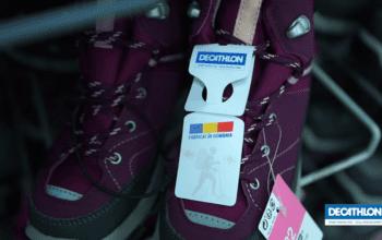Fabricat în România – noua etichetă Decathlon