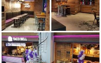 Taco Bell, al patrulea restaurant din București