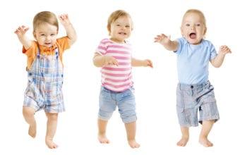 Plus 5% pe piața produselor de îngrijire pentru copii mici