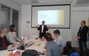 SAP România caută 100 de programatori