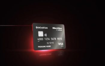 UniCredit lansează primul card de credit Visa Infinite