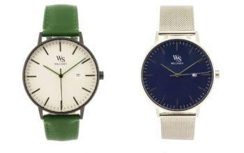 WatchShop.ro aduce în România brandul de ceasuri fashion William S