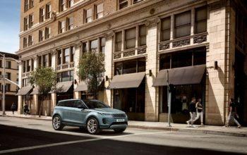 Noul Range Rover Evoque, oficial și în România