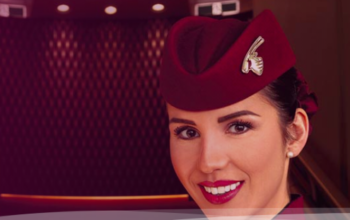 Pop-up store Qatar Airways, la Promenada Mall