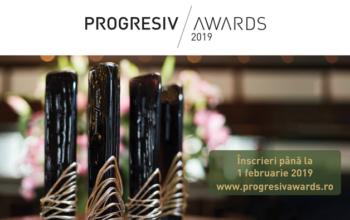 Ultimele cinci zile de înscriere la PROGRESIV AWARDS