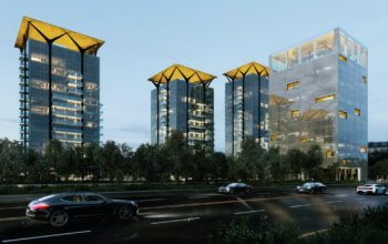 One Tower obține precertificare LEED