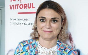 Alina Andreescu, noul director General al BRD Pensii