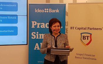 Obligațiunile Idea Bank intră la tranzacționare pe ATS-ul BVB