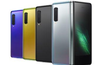 Cum arată și ce face telefonul pliabil Samsung Galaxy Fold