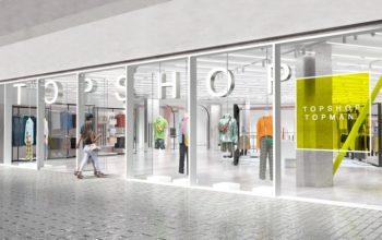 Brandurile britanice Topshop și Topman intră pe piața românească