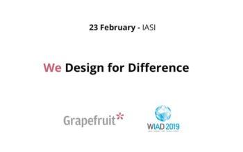 Grapefruit organizează WIAD 2019 pe 23 februarie la Iași