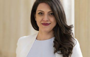 Iulia Niculae-Cuciurean, numită Vicepreşedinte IAA YP pentru Europa