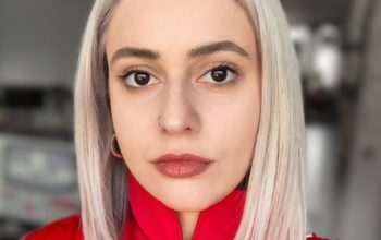 Ruxandra Drilea, singurul creativ român selectat în programul Cannes Lions, See It Be It
