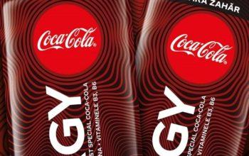 Prima băutură energizantă sub brand-ul Coca-Cola