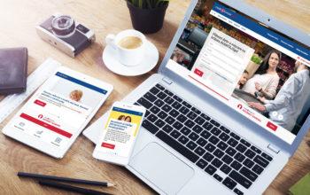 Credit Europe Bank își relansează site-ul