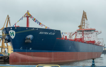 Raiffeisen, finanțare pentru 10 nave construite la Șantierul Naval Constanța