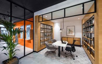 ING, un nou concept de office