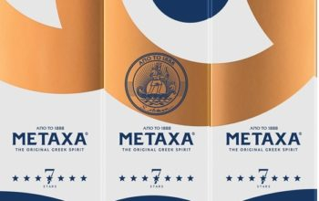 Ediție limitată Metaxa by LoveGreece