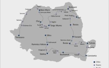 Vodafone România, certificată cea mai bună rețea de date mobile din România