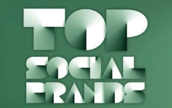 Au început încrierile pentru Top Social Brands 2019