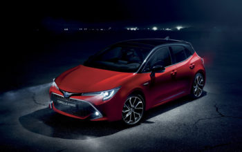 Aproape 60% din vânzările Toyota în România sunt modele hibrid