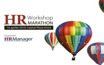 Înscrie-te la HR Workshop Marathon 2019!