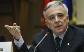 Isărescu: Rezerva nu e investiție. Rezervele îți reduc costurile de finanțare