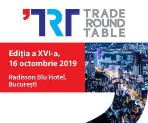 Trade Round Table - 16 octombrie 2019