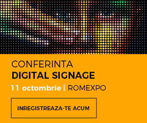 Conferinta Digital Signage
