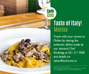 Caffe Citta - Taste of italy!