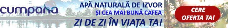 Cumpana - Apa naturala de izvor