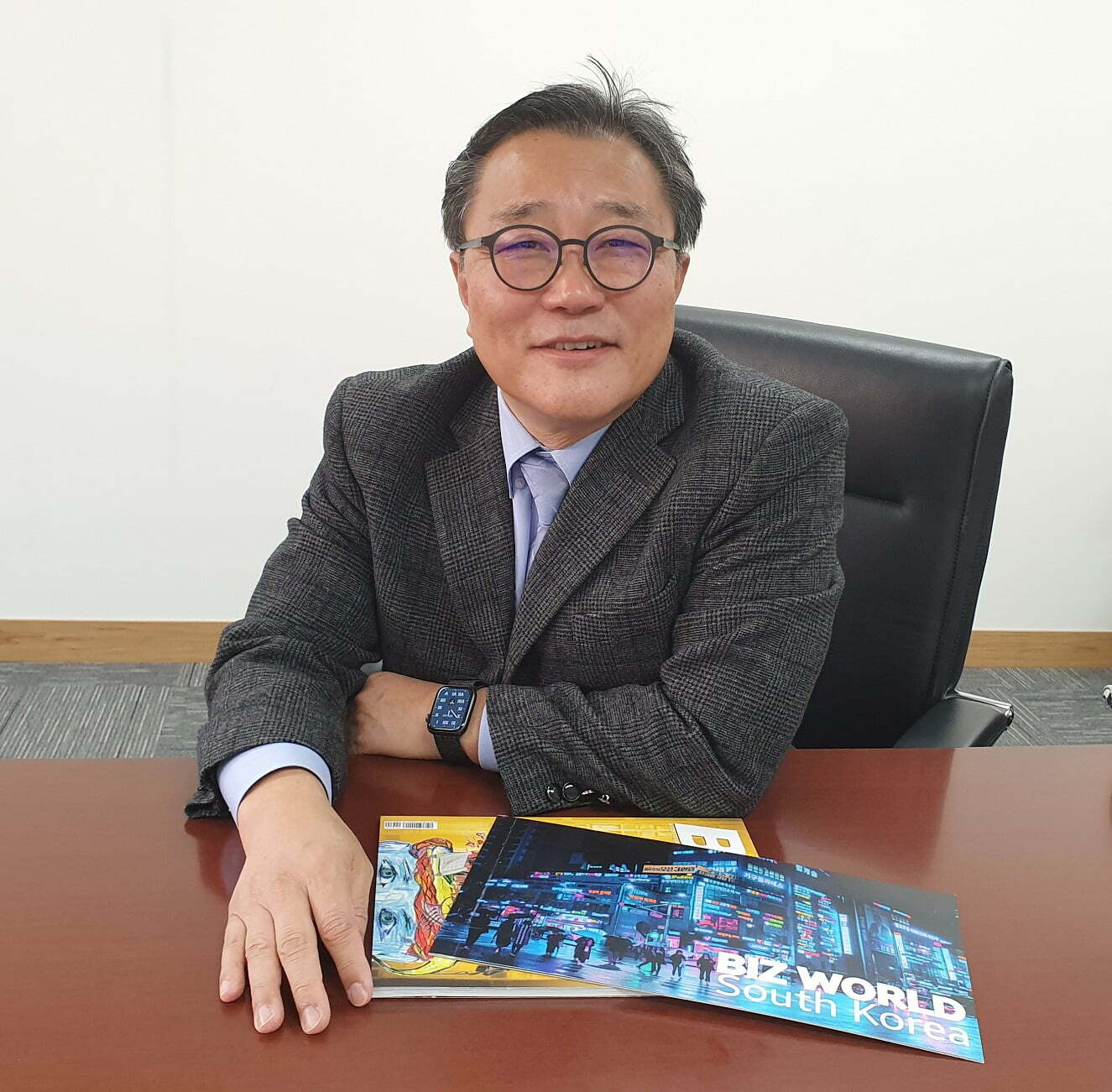 Byeong Gu Cho, executive director KDI, Global Knowledge Exchange and Development Center