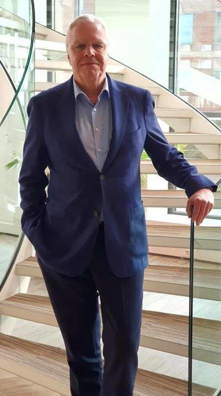 Chris Buijink, președintele Asociației Olandeze a Băncilor
