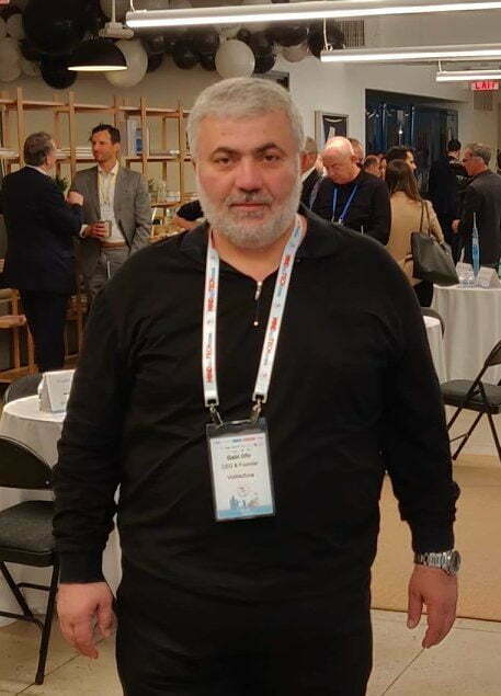 Gabi Ofir, CEO și fondator al VizibleZone