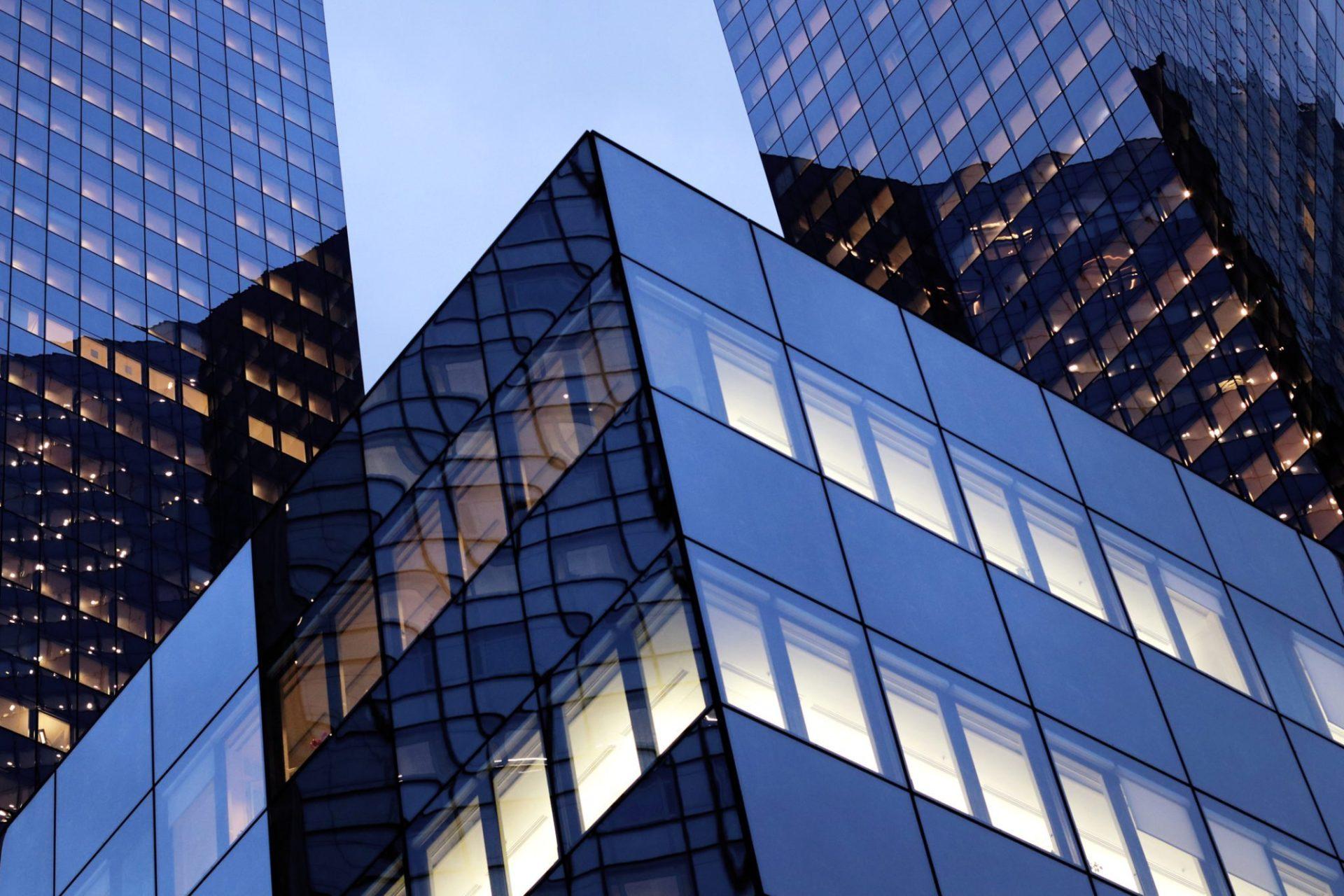 clădirile de birouri
