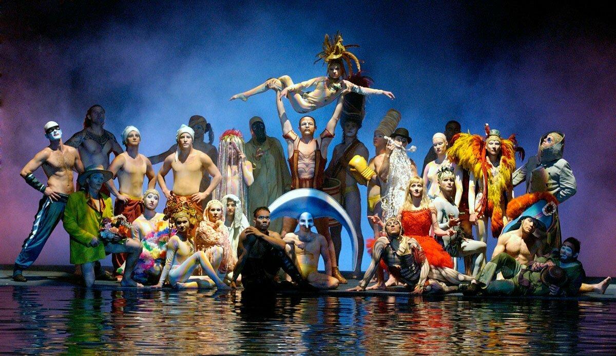 Cirque Du Soleil München 2021
