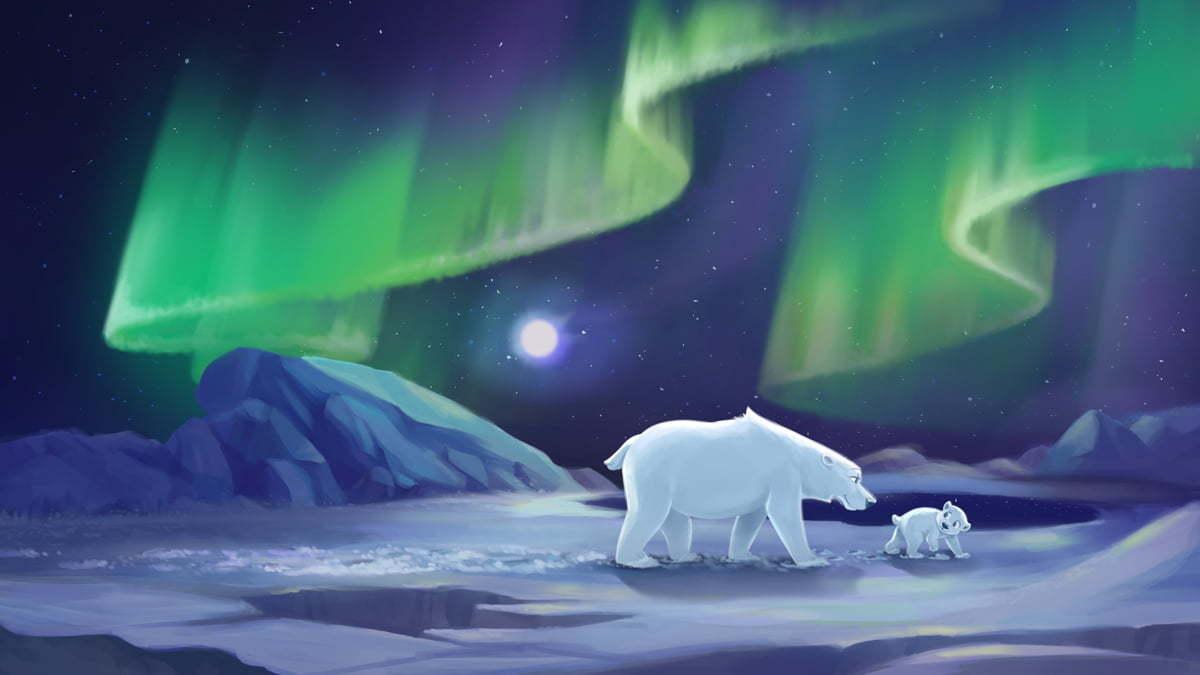 Fram Ursul Polar