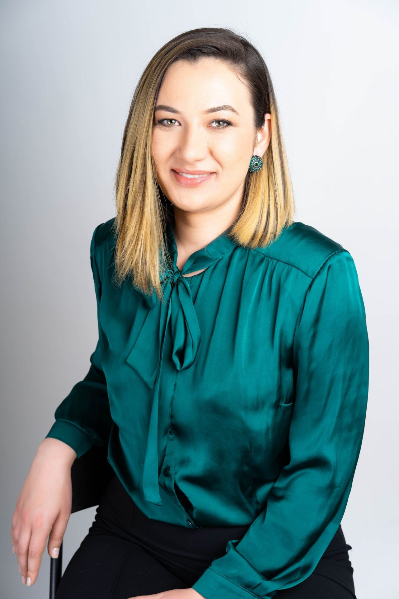 Steliana Moraru, Head of Marketing & Digital Transformation OTP Leasing