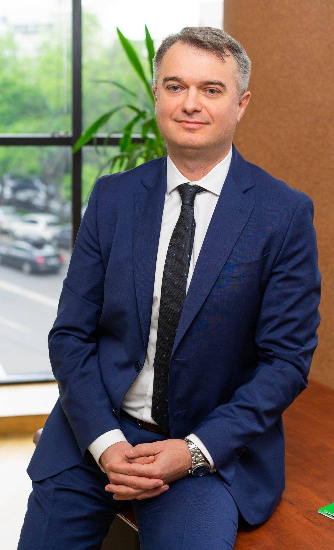 Toni Tătaru, CEO OTP Leasing